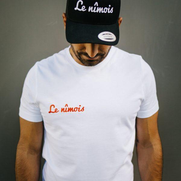 Tee-shirt Le Nîmois La Nîmoise Accessoire Casquette